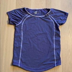 MEC Girls Athletic Tee Shirt Purple